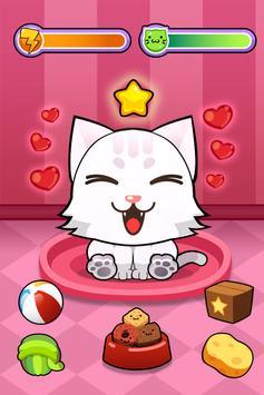 My Virtual Cat - Cute Virtual Pet Kittens poster