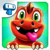 My Virtual Dino - Cute Pet Dinosaur Game icon