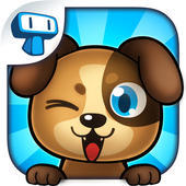 My Virtual Dog - Cute Puppies Pet Caring Game icon
