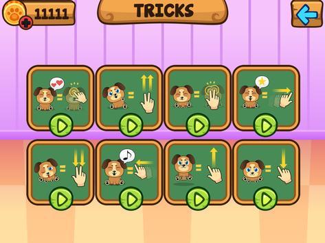 My Virtual Dog - Cute Puppies Pet Caring Game apk screenshot