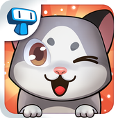 My Virtual Hamster - Cute Pet Rat Game icon