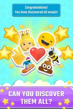 Match The Emoji - Combine and Discover new Emojis! screenshot 3