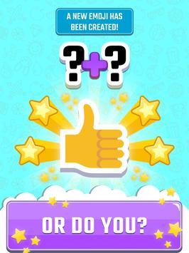 Match The Emoji - Combine and Discover new Emojis! screenshot 6