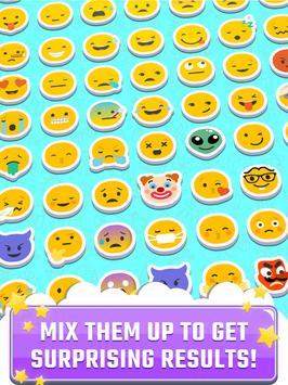 Match The Emoji - Combine and Discover new Emojis! screenshot 7