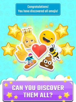 Match The Emoji - Combine and Discover new Emojis! screenshot 8
