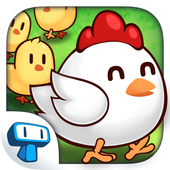 Animal Line Crossing - Guide The Animals Home icon