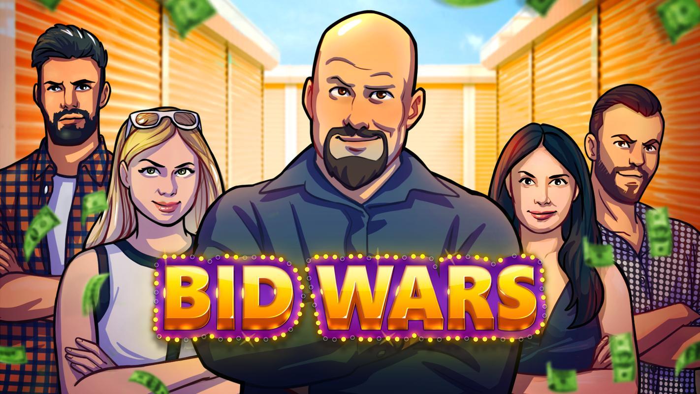 Bid Wars MOD APK 2.13.5 – Storage Auctions & Pawn Shop Game