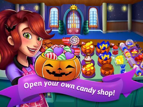 Halloween Candy Shop screenshot 5
