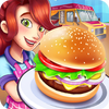 Burger Truck Chicago - Fast Food Cooking Game simgesi