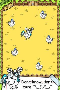 Chicken Evolution screenshot 1