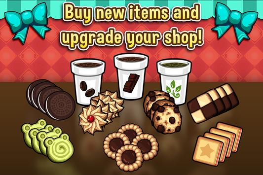 My Cookie Shop - Sweet Treats Shop Game syot layar 1