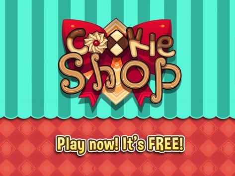 My Cookie Shop - Sweet Store screenshot 6