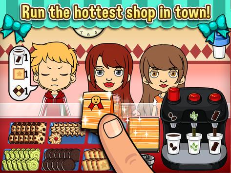 My Cookie Shop - Sweet Treats Shop Game syot layar 4