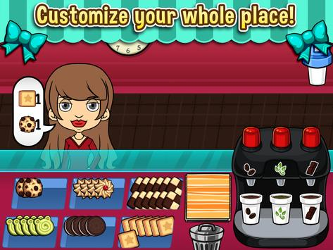 My Cookie Shop - Sweet Treats Shop Game syot layar 5