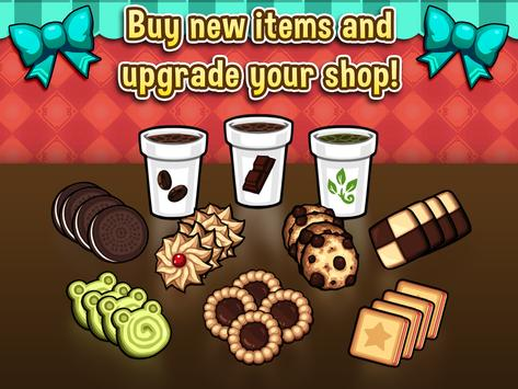 My Cookie Shop - Sweet Treats Shop Game syot layar 8