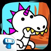 Dino Evolution - Clicker Game icon