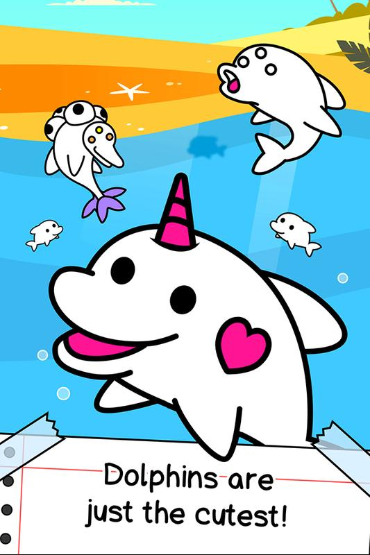 Dolphin Evolution - Mutant Porpoise Game for Android - APK ...