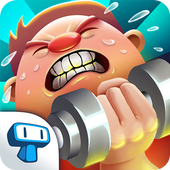 Fat to Fit - Fitness and Weight Loss Gym Game icon