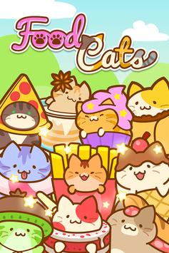 Food Cats - Rescue the Kitties! poster