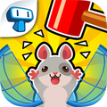 Hamster Rescue -  Whack The Pet Rat Ball!