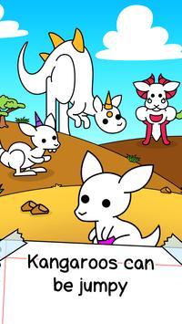 Kangaroo Evolution poster