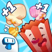 Popcorn Clicker - Popcorn Cart Clicker Game! icon