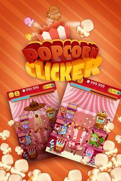 Popcorn Clicker - Popcorn Cart Clicker Game! screenshot 4