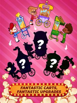 Popcorn Clicker - Popcorn Cart Clicker Game! screenshot 7
