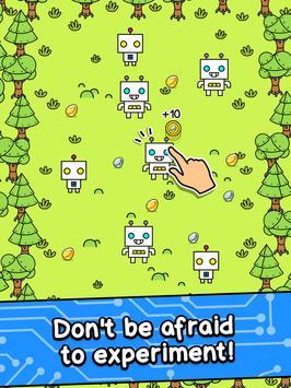 Robot Evolution - Clicker Game apk screenshot