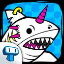 Shark Evolution - Fierce Shark Making Clicker APK