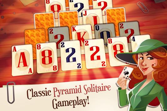 Solitaire Detectives - Crime Solving Card Game poster