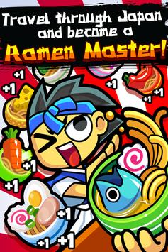 Tap Ramen - Japanese Fast Food Idle Clicker Game poster