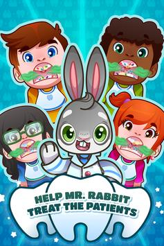 The Dentist Dream - Dr. Rabbit The Teeth Doctor screenshot 1