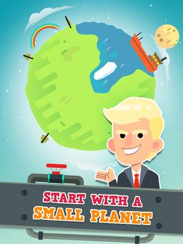 The Greenhouse Effect is a Lie - Conspiracy Game apk screenshot