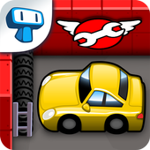 Tiny Auto Shop - Car Wash and Garage Game icon