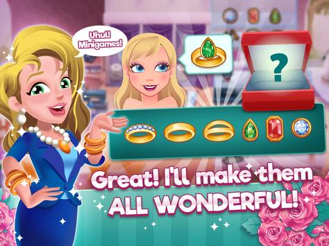 Wedding Salon Dash Bridal Simulator Apk Screenshot