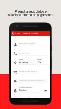 Taxi Executivo Curitiba apk screenshot
