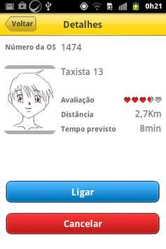 Triagem Taxi screenshot 3