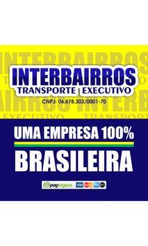 Interbairros poster