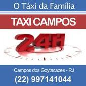 Taxi Campos 24 horas Cliente icon