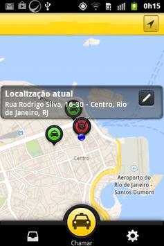 Taxi Campos 24 horas Cliente poster