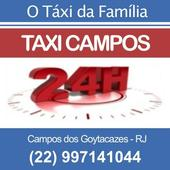 Taxi Campos 24 horas Taxista icon