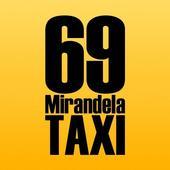 69 Taxi Mirandela icon