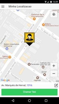 Táxi COTAHM poster