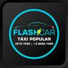Táxi Popular Flash Car 아이콘
