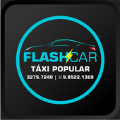 Táxi Popular Flash Car icon