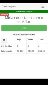Disk Alô Táxi (Motorista) apk screenshot