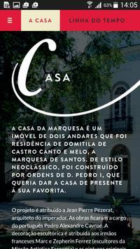 Casa da Marquesa apk screenshot