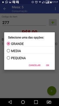e-CHEF Garçom apk screenshot
