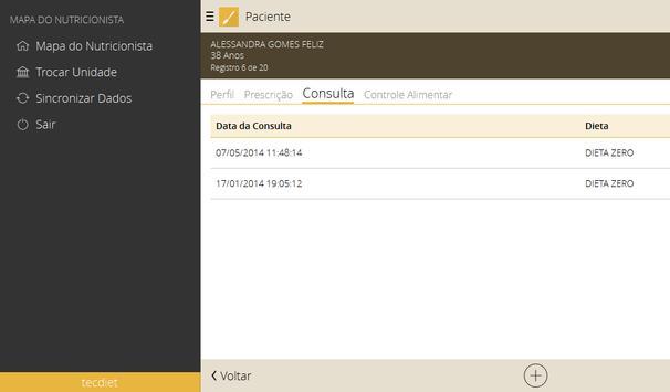TecDiet screenshot 4